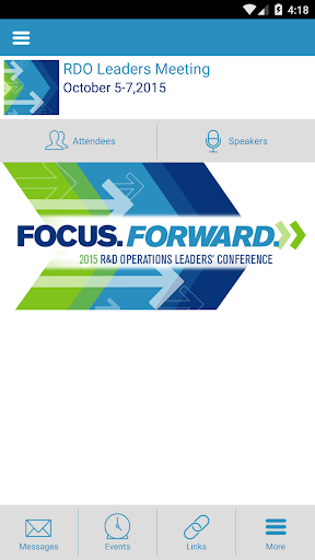 Focus Forward RDO Meeting