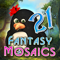 Fantasy Mosaics 21: On the Movie Set icon
