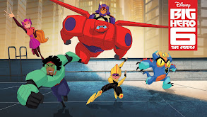 Big Hero 6 The Series thumbnail