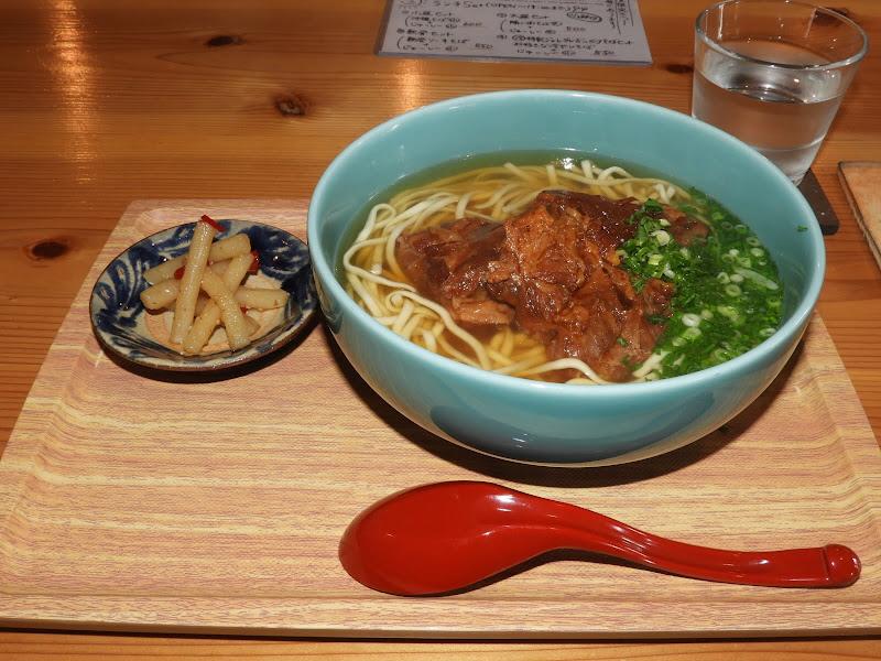 Photo: 2017/01/25 EIBUN・「軟骨ソーキそば」
