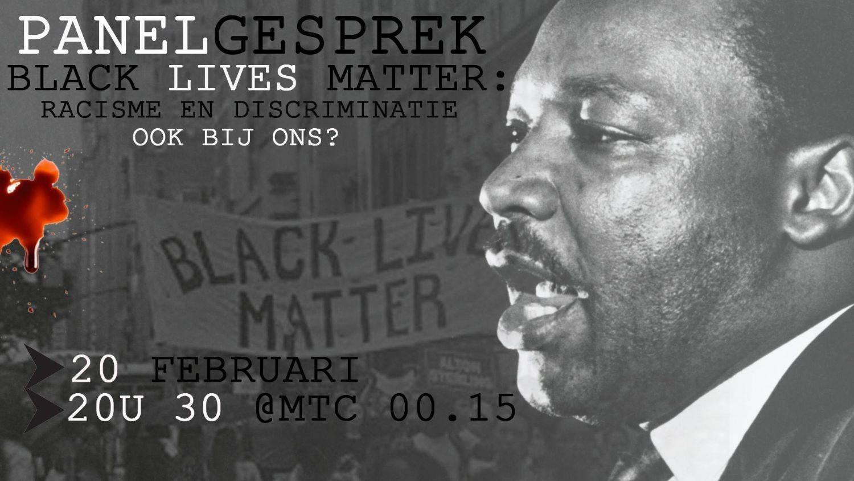 VRG Panelgesprek Black Lives Matter