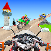 Bike Racing crazy Rider 2018