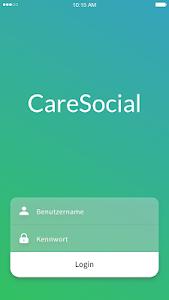 CareSocial.Die Pflegesoftware. screenshot 2