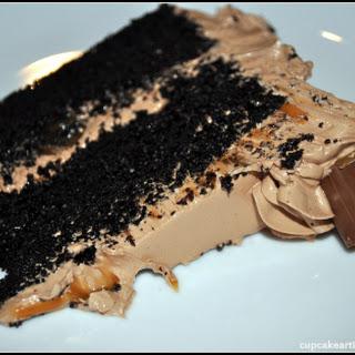 Milky Way Cake.