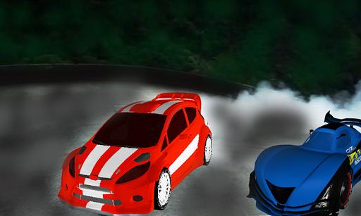 Racing Car Rivals
