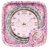 Diamonds GO Clock Theme