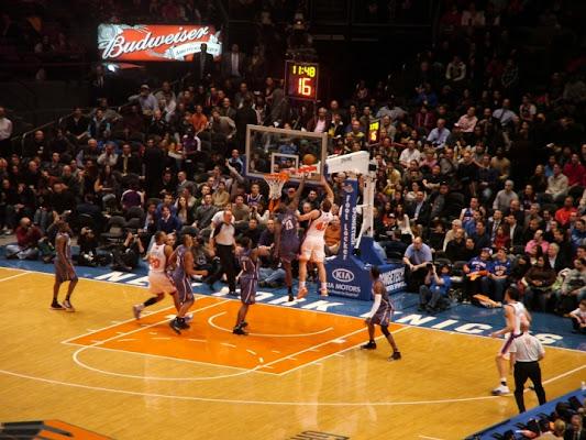 Partita NBA di rominadigiprox