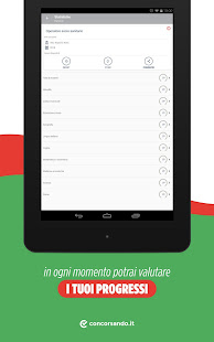 App Concorsando.it - Simulatore quiz concorsi pubblici APK for Windows Phone