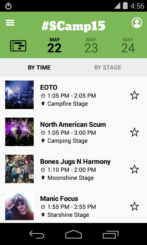 Summer Camp Music Festival - screenshot