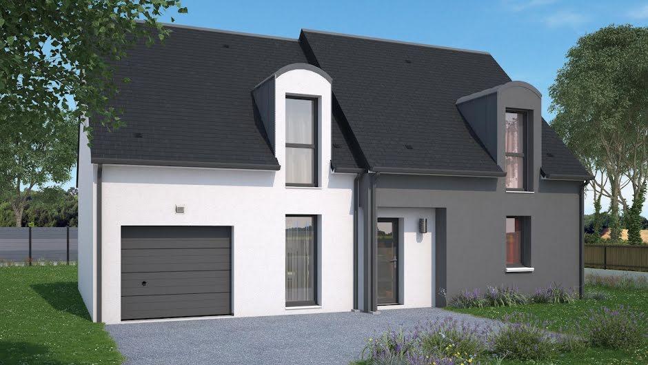 Vente maison 6 pièces 110 m² à Les Choux (45290), 190 992 €