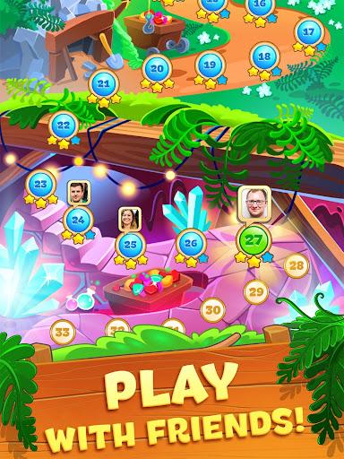 Crystal Crunch: New Match 3 Puzzle | Swap Gems 1.6.1 screenshots 8