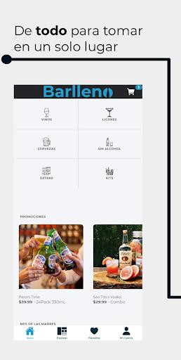 Barlleno screenshot 2