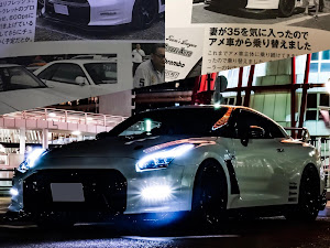 NISSAN GT-R R35 のカスタム事例画像 シバさんの2018年11月29日03:23の投稿