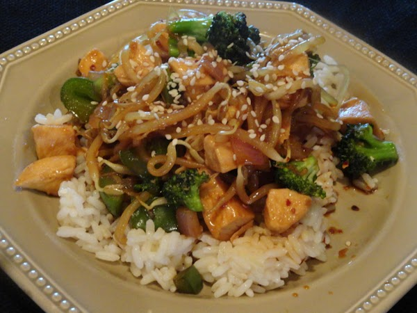 Chinese Take-out At Home (chicken) Recipe