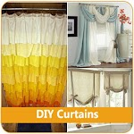 DIY Curtains Icon