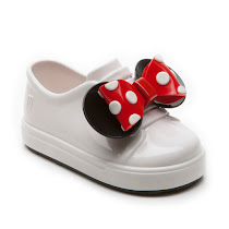 Mini Melissa Mini Disney Slip On SHOE
