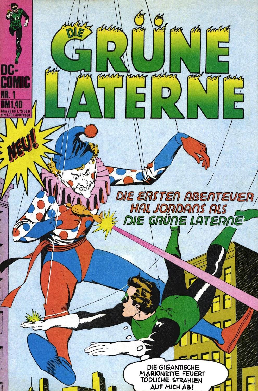 Die grüne Laterne (1975) - komplett