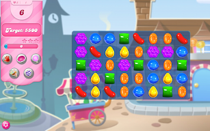 Candy Crush Saga screenshot for Android