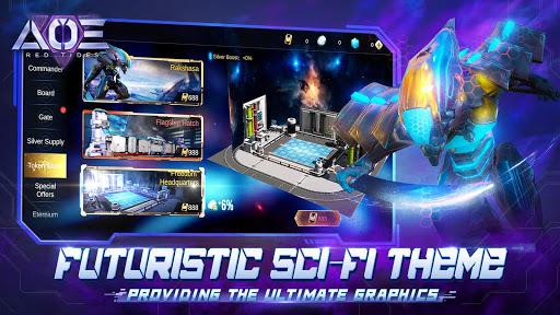 Arena of Evolution: Red Tides 1.9.14 screenshots 5