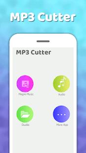 Music cutter-Music editor,Ringtone maker - náhled