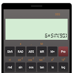 Scientific Calculator Pro v1.0