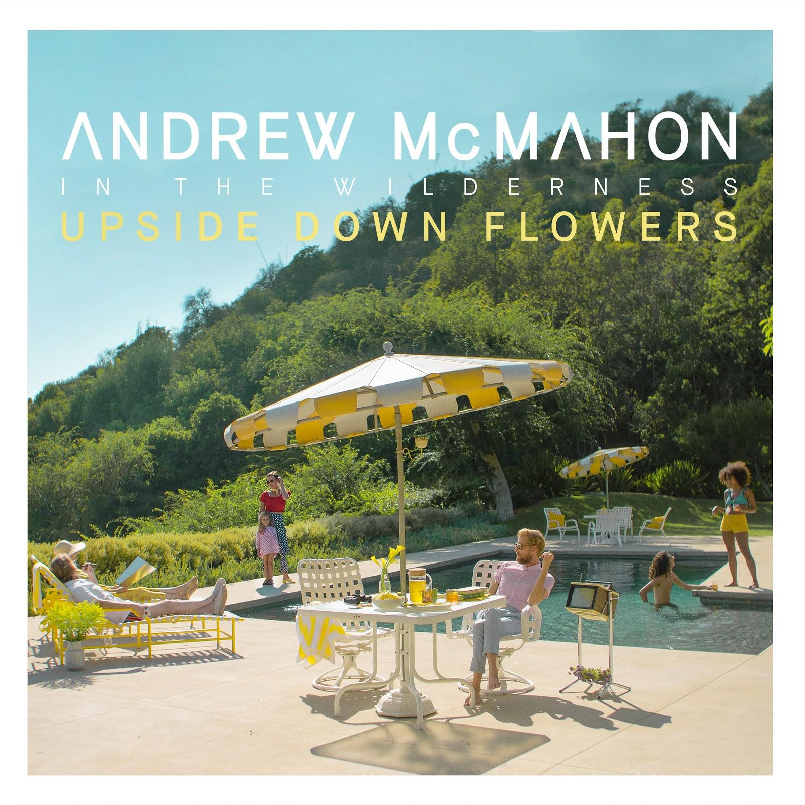 Image result for andrew mcmahon upside down flowers