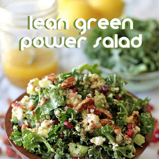 Lean Green Power Salad