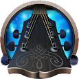 Chromatic Guitar Tuner Free: Ukulele, Bass, Violin icon