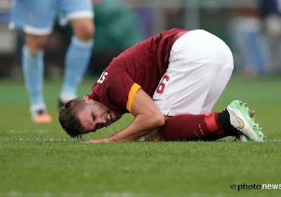 Kevin Strootman voor het eerst in zestien maanden in de basis bij Roma