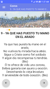 Himnario IDMJI Coros e Himnos - náhled