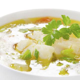 Fish Bone Broth Recipe