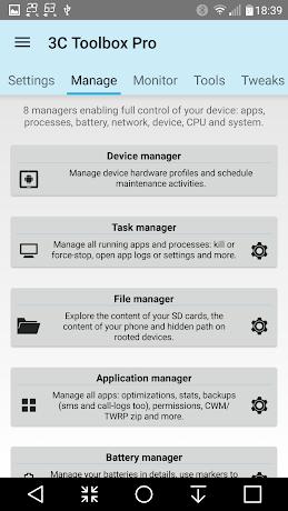 3C Toolbox Pro 1.8.10 APK