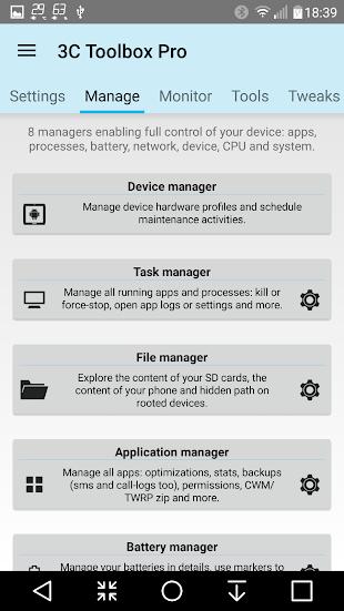 3C Toolbox Pro- screenshot thumbnail