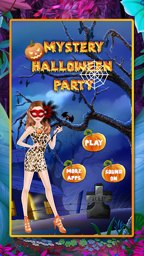 Mystery Halloween Party