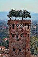 Photo: a Guingini torony az óratoronyból