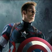 Captain America Lock Screen Hd Wallpapers