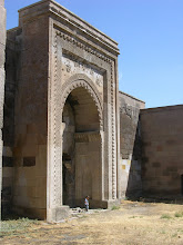 Photo: A caravanserai of eastern Turkey, ancient equivalent of a roadhouse