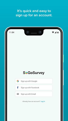 SoGoSurvey - screenshot