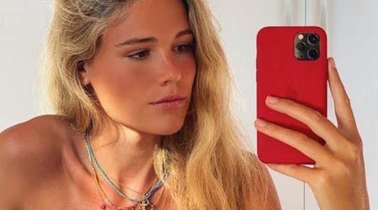 Ana Soria promociona en Instagram la última apertura comercial de Oliveros