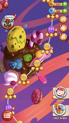 Angry Birds Blast  captures d'écran 3