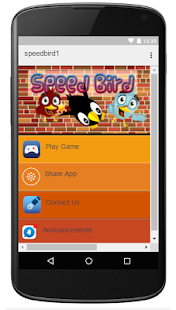 New Speed Birds Game- screenshot thumbnail