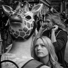 Photo: London #27 - animal kingdom...  #street #streetphotography #shootthestreet  #blackandwhite #blackandwhitephotography #bw #monochrome #london