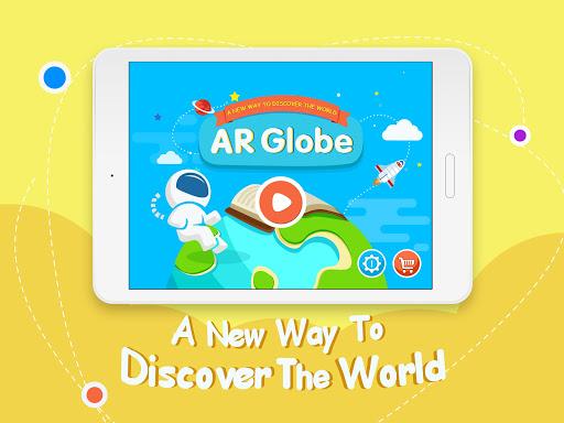 Capturas de pantalla de AR Globe by Vivabro 6