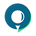 Golf GPS Rangefinder: Golf Pad icon