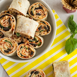 Lunch Will Never Be the Same Again With Pizza Roll-Ups