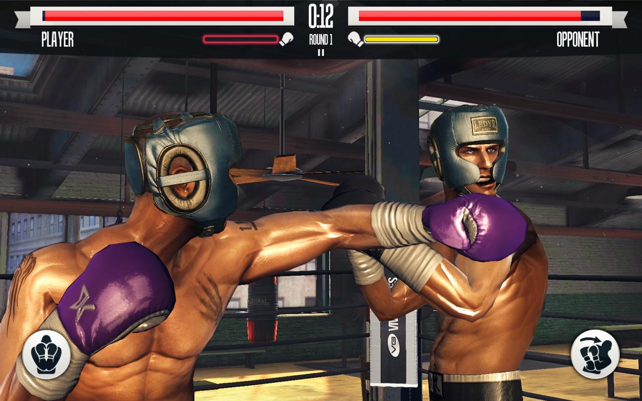 Real Boxing screenshot #8