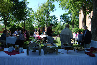 Photo: Staff and Supporters came together for a breakfast to honor the memory of Ronald Wilson Reagan, Class of 1932, at Eureka College. June 5, 2012.