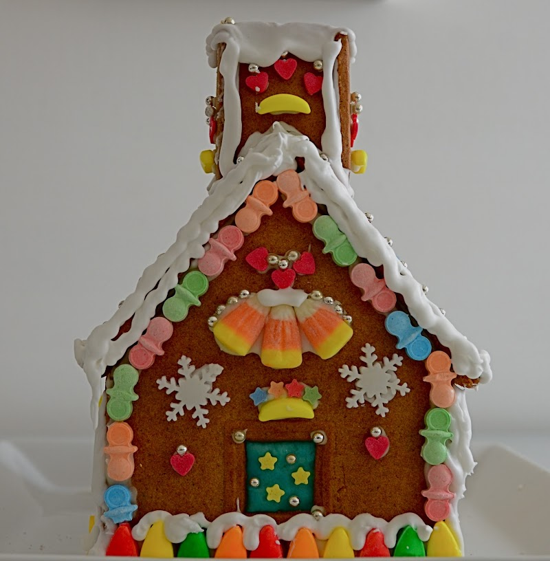 Gingerbread house di utente cancellato