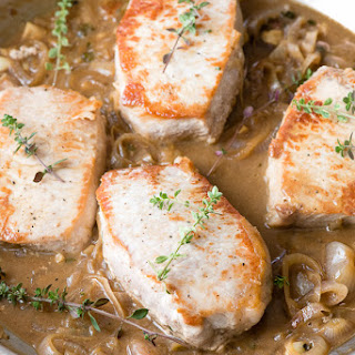 Braised Boneless Pork Loin Chops Recipes