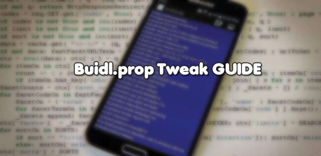 Download 100++ Build prop Tweak APK latest version 1 0 for